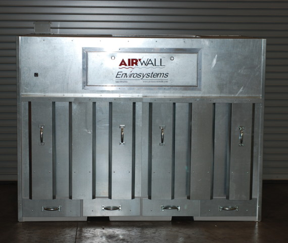 Industrial Dust Collectors Airwall Dust Collection Systems