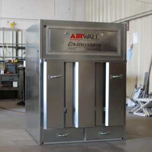 Dust Collection System AirWall