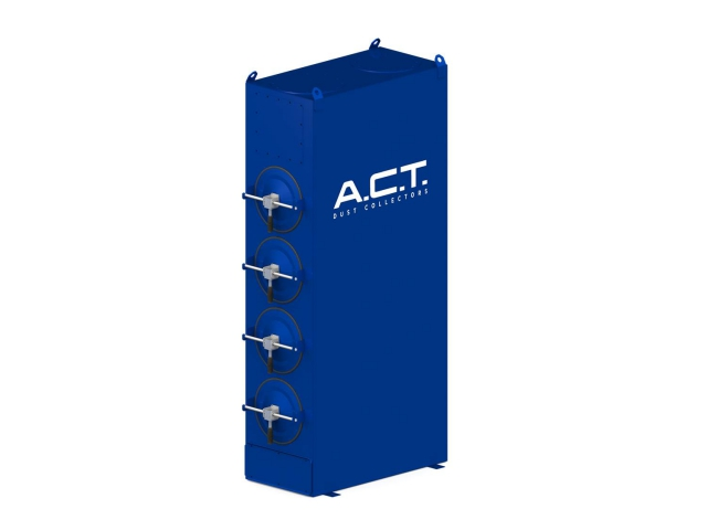 Dust Collection System A.C.T.