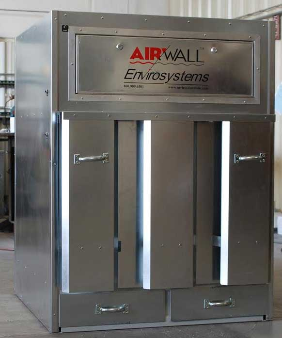 Envirosystems Group Provides AirWall Systems to Automotive Supplier