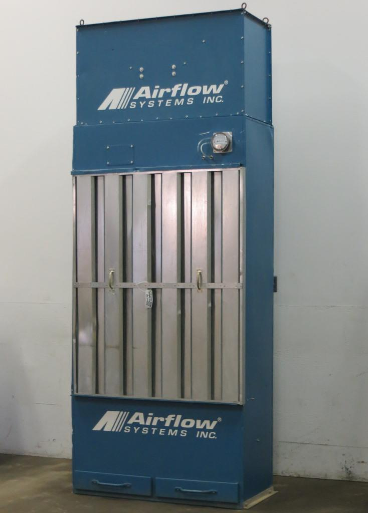 Dust Collection System Airflow Systems Power Booth