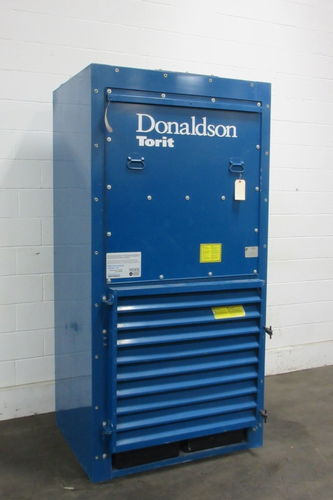 Dust Collection System Donaldson Torit
