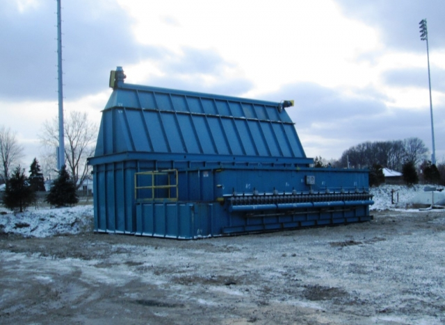 Dust Collection System Baghouse