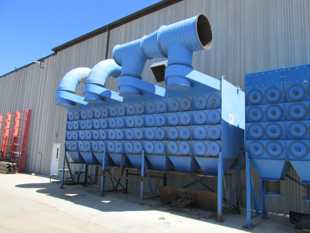 Dust Collection System - Ducted Cartridge