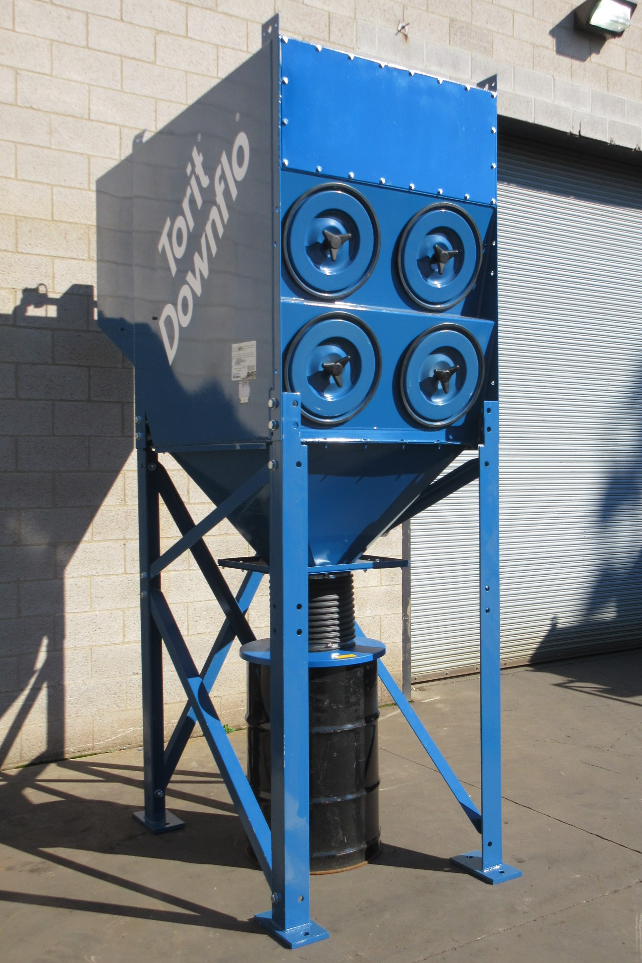 Dust Collection System Torit