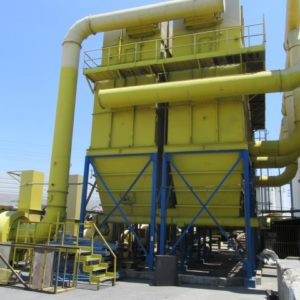 Dust Collection System Wheelabrator